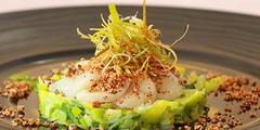 Restaurant gastronomique Toulouse qui propose une cuisine fait maison avec des produits frais (® SAAM-fabrice Chort)